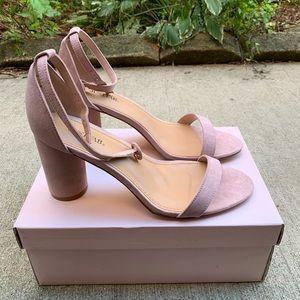 Women's size 11 wide width heeled sandal